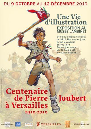 Affiche Versailles